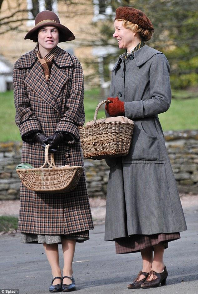 Английские женщины