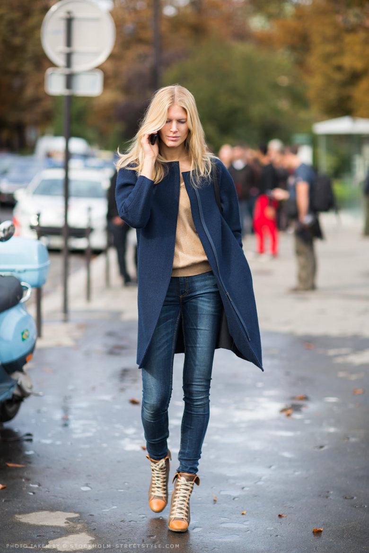 Базовый джинсовый гардероб