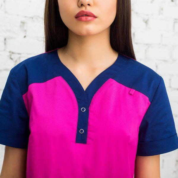 Блузка для женщины врача