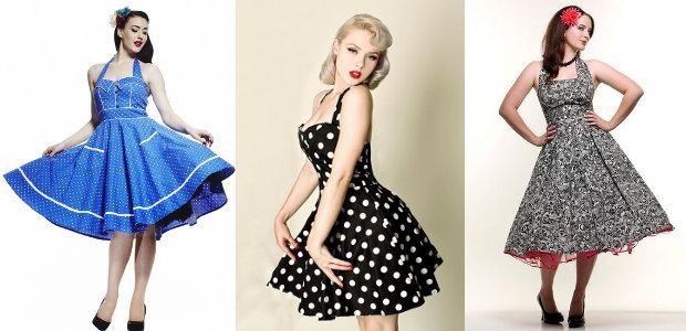 Чем отличается одежда в стиле ретро
