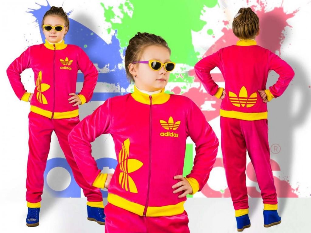 Детская спортивная одежда для девочек