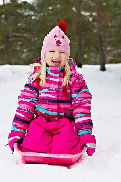 Детская зимняя финская одежда