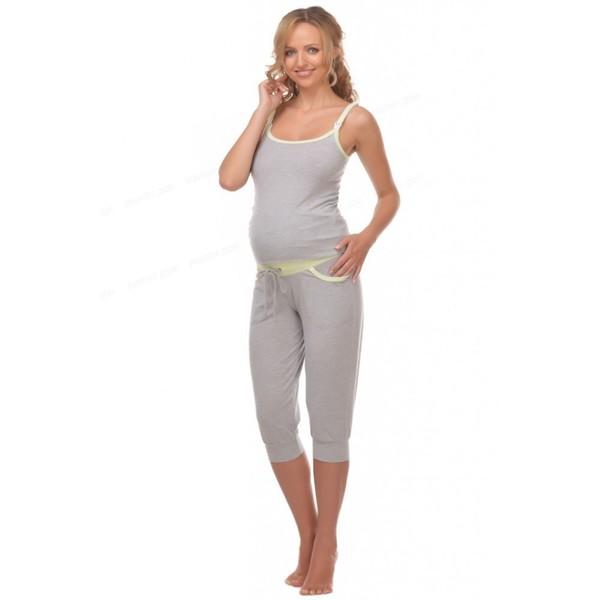 Домашний костюм для беременных и кормящих