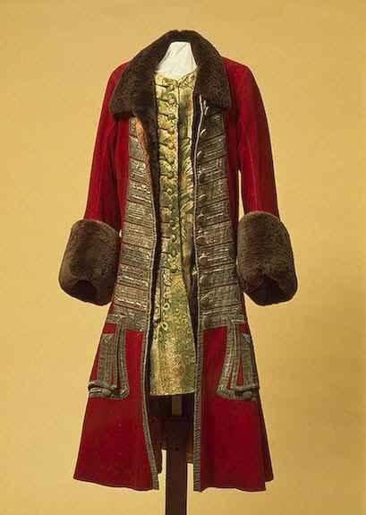 Дворянская одежда