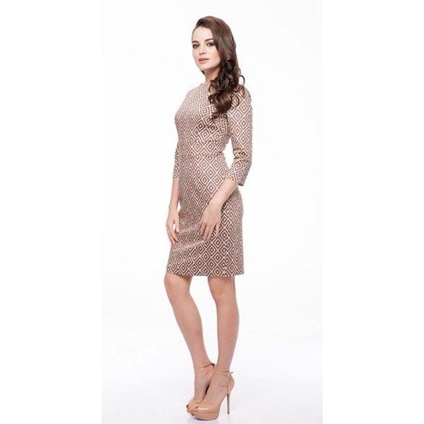 Элегантное итальянское платье