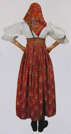 Этническая одежда русская