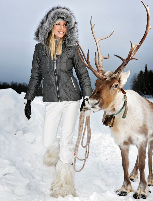 Финская одежда для женщины
