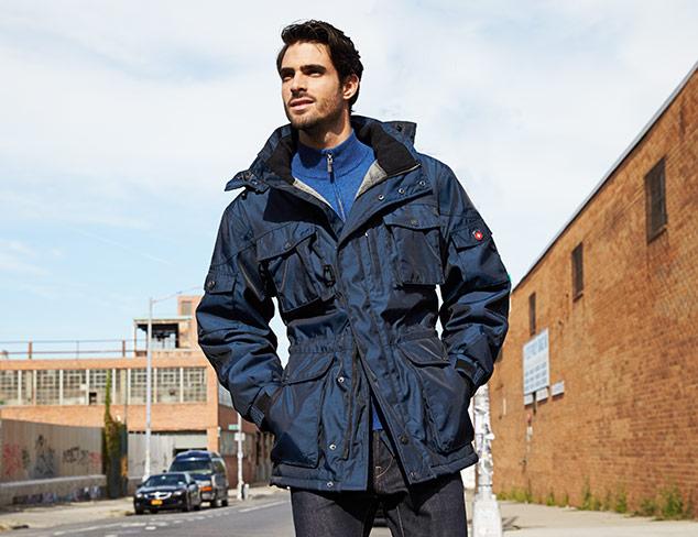 Финская зимняя куртка для мужчины Wellensteyn