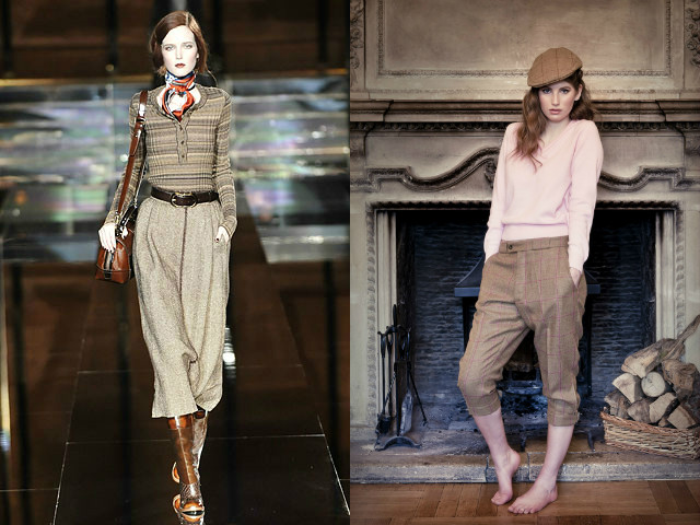 Главная особенность английского стиля для женщин и мужчин состоит в уникальности всех видов моделей