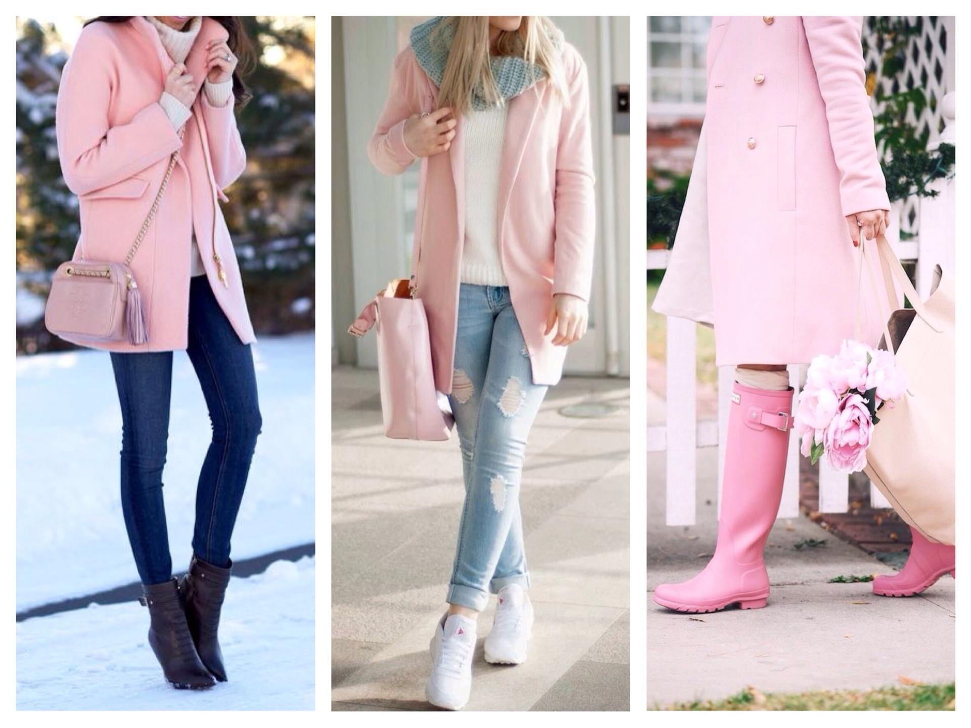 Грязно розовый цвет сочетания