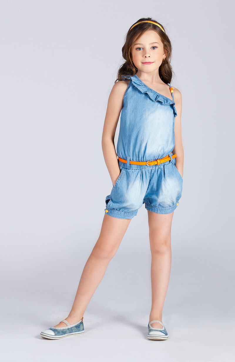 Использование джинсовой одежды