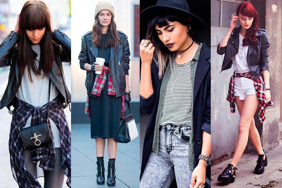 История и смысл стиля гранж в одежде и прическах