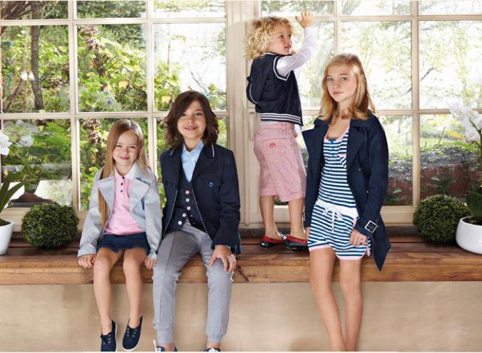 Итальянские комплекты одежды для детей SilvianHeach