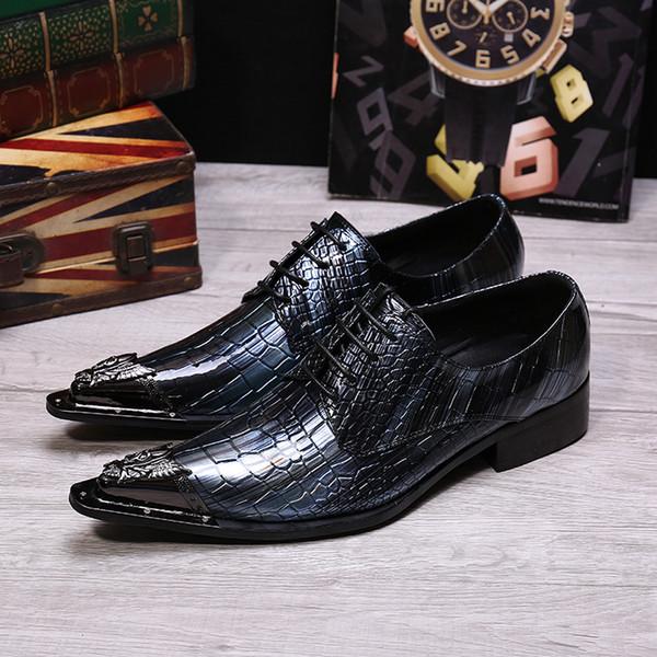 Итальянские современные туфли