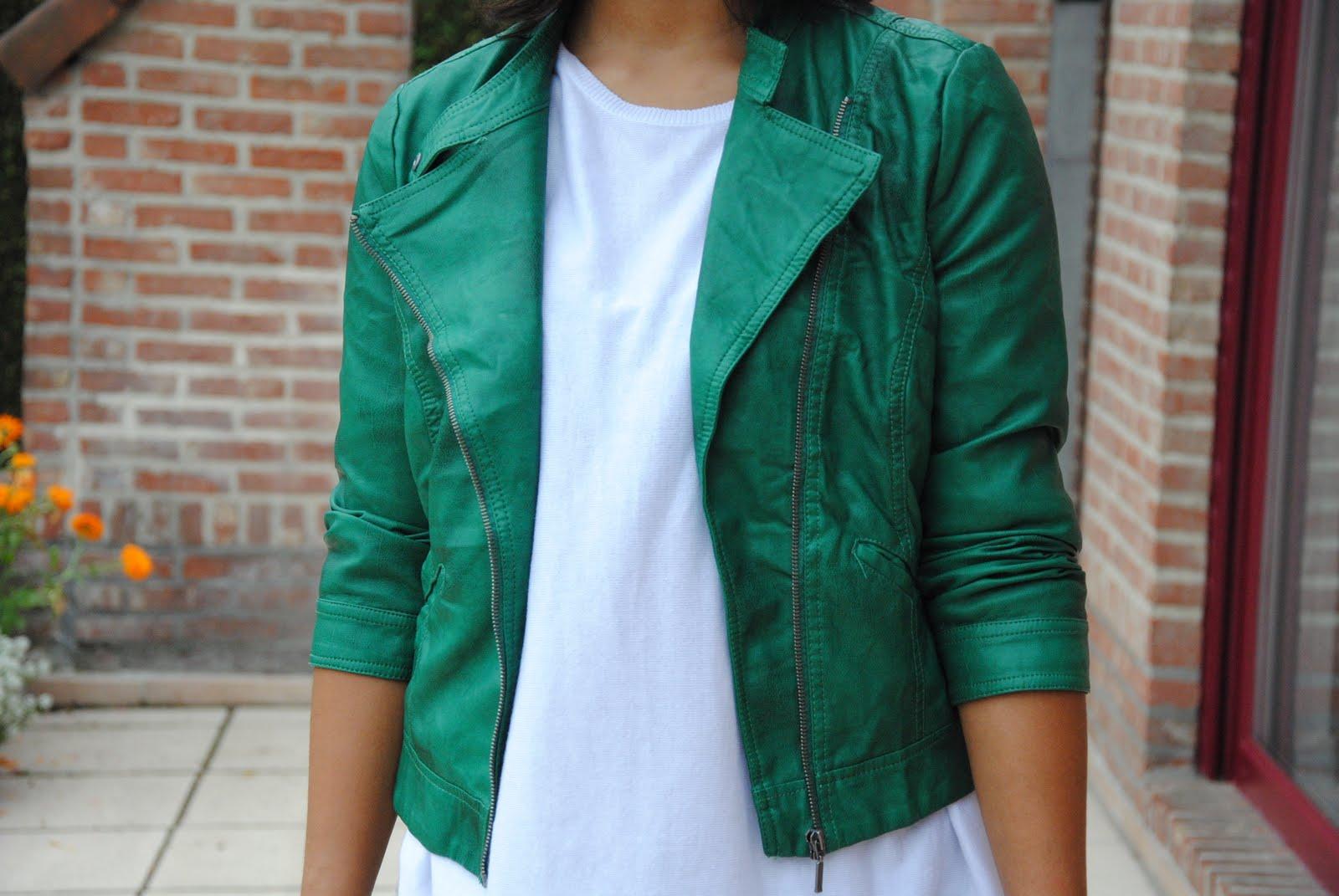 Изумрудная куртка