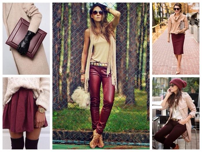 Как модно и стильно сочетать