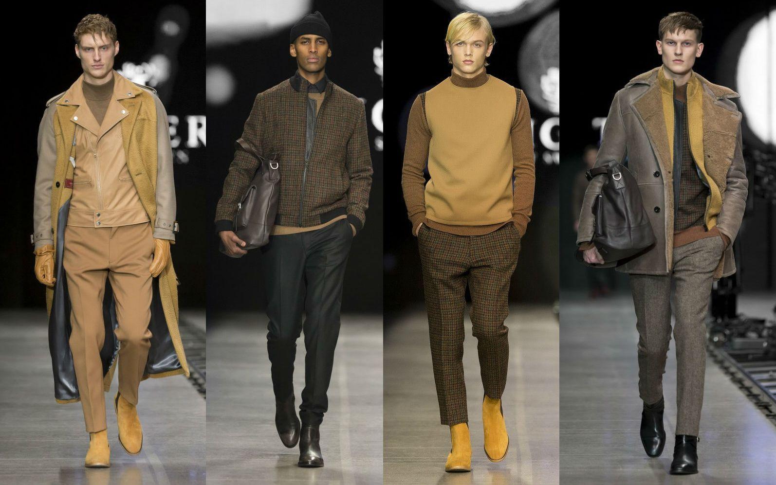 Как модно одеть парня