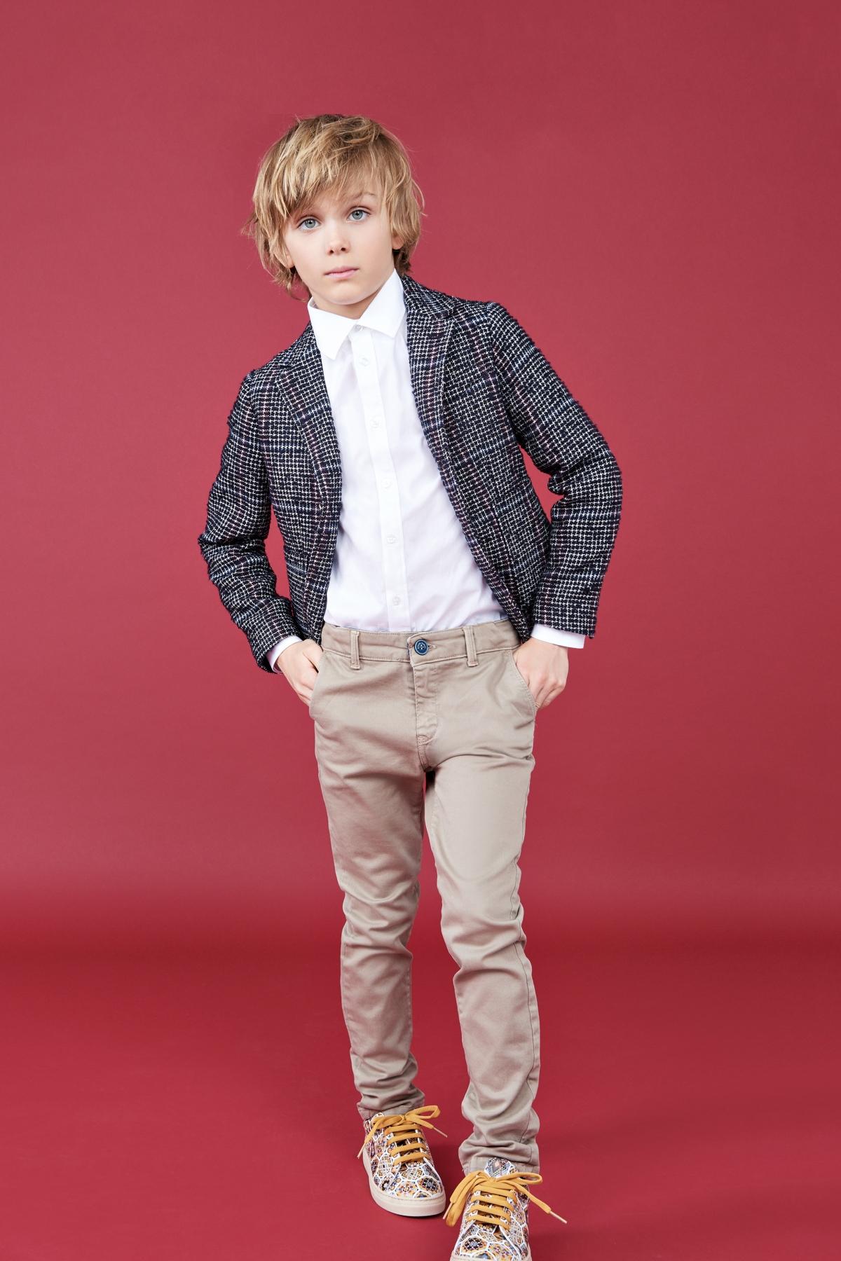 Как одеть мальчика