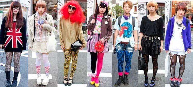 Как одевается молодежь
