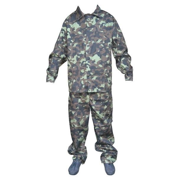 Как сделать форму для военных