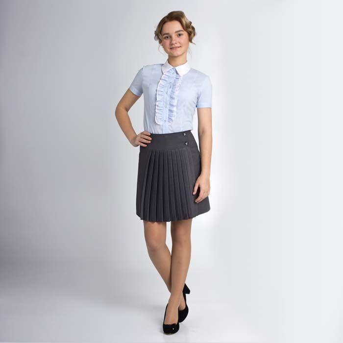 Как выбрать юбку для девочки в школу