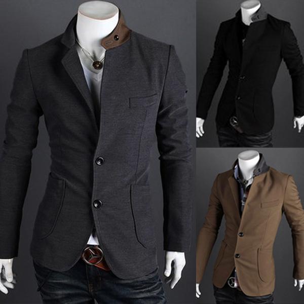 Классические костюмы с разными пиджаками