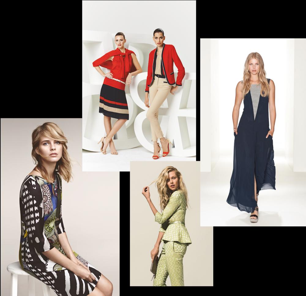 Коллекции немецкой одежды