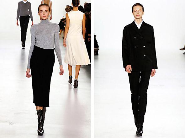 Коллекция немецкого бренда одежды Jil Sander