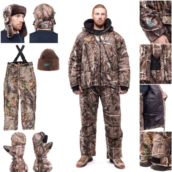 Коллекция одежды для охотника