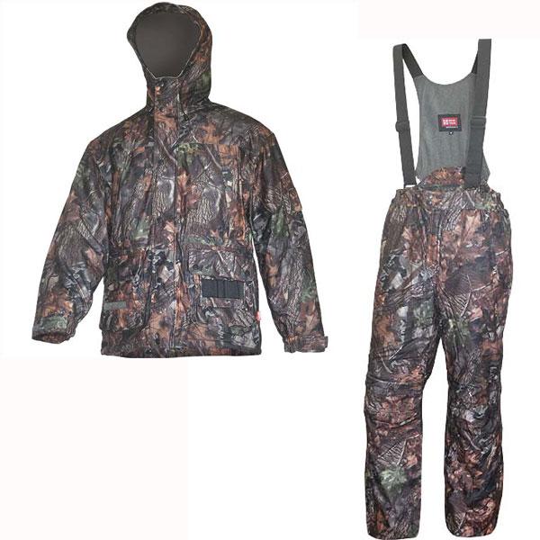 Комбинезон и куртка для проведения охоты
