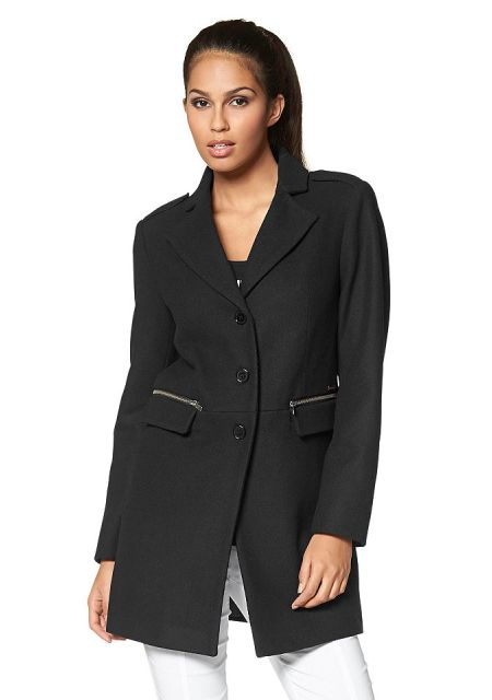 Короткое пальто немецкого производства