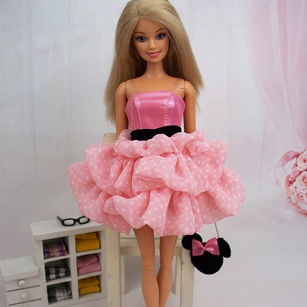 Красивый образ для куклы