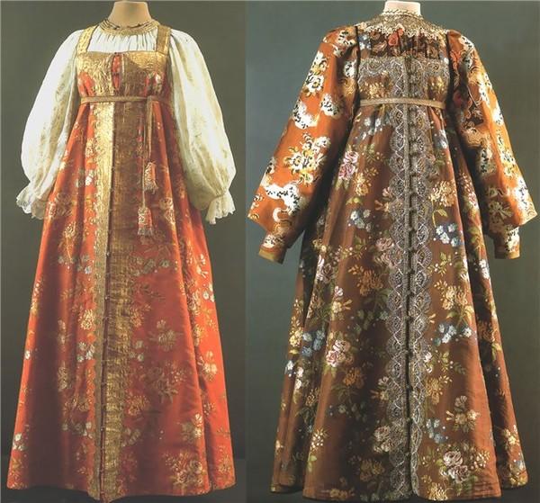 Красота русского наряда