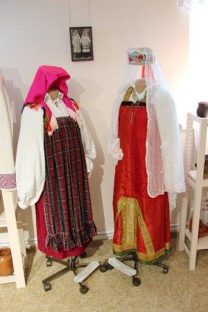 Крестьянская одежда начала 20 века