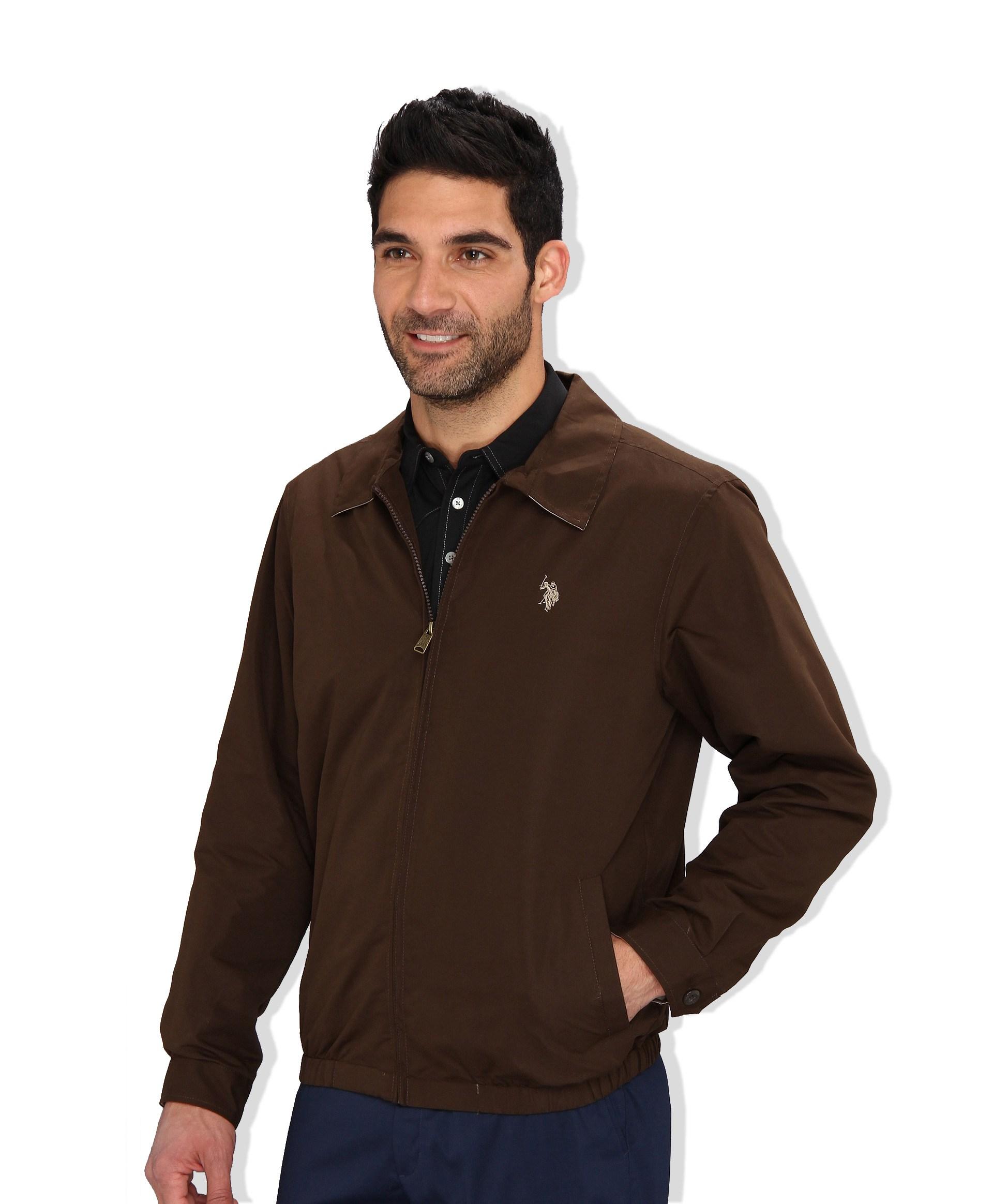 Куртка для гольфа в стиле поло