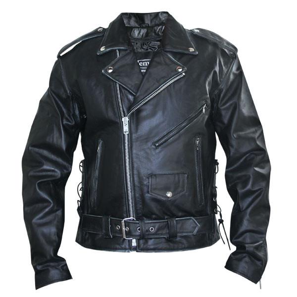 Куртка кожаная косуха Shengy