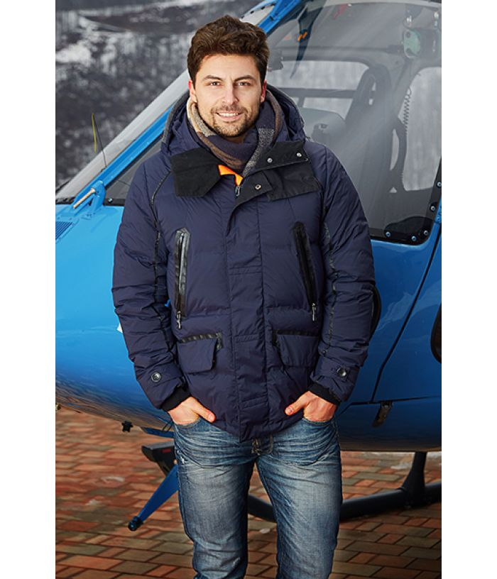 Куртка мужская зимняя финская