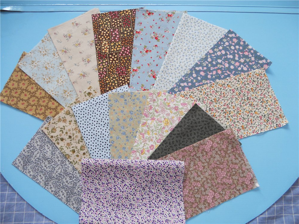 Лоскутки ткани