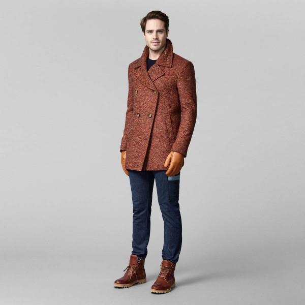 Лукбук мужской одежды