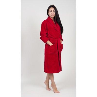 Махровый мягкий халать для женщины