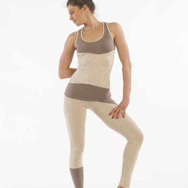Майка для йоги Дханурасана