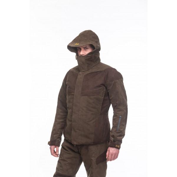 Мембранная современная куртка для леса