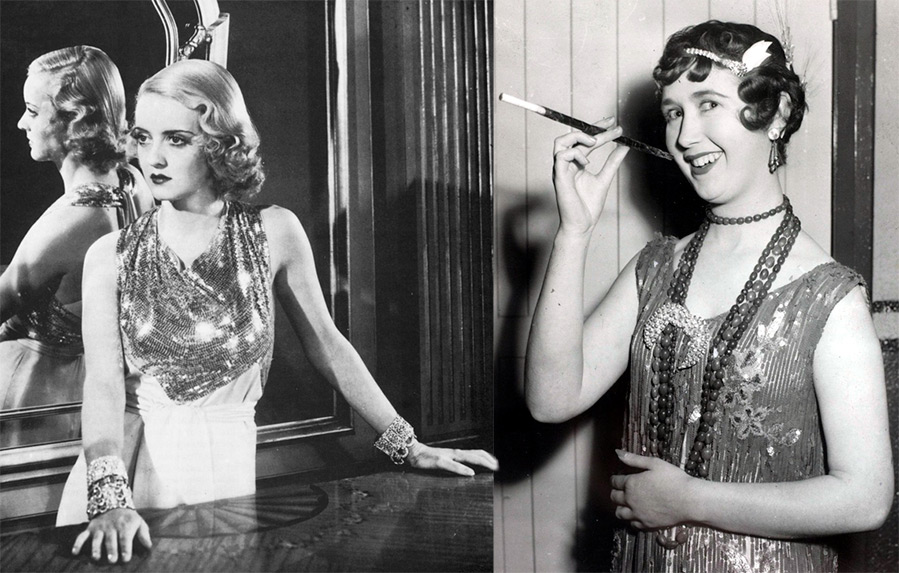 Мода и стиль 20-х годов