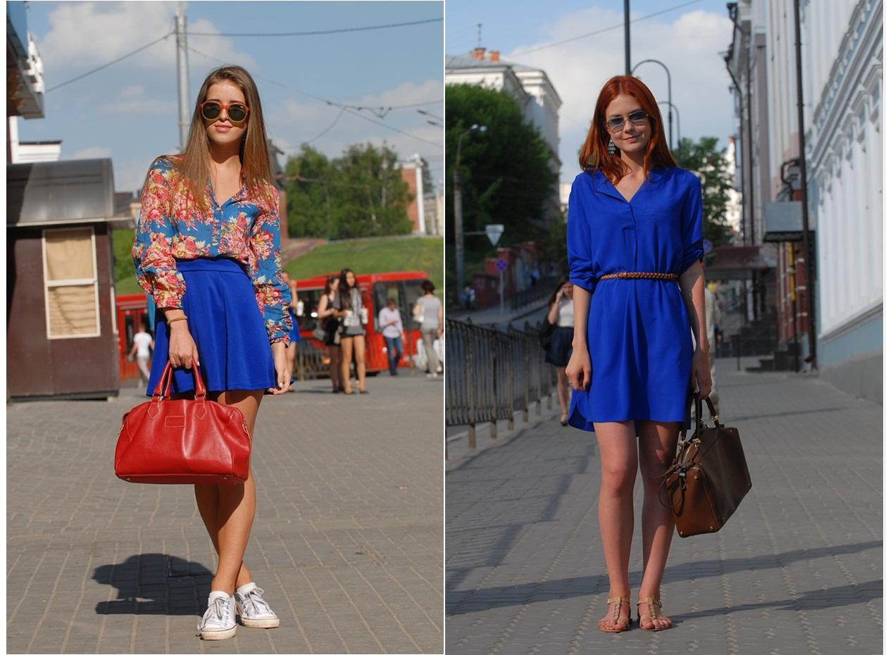 Мода улиц