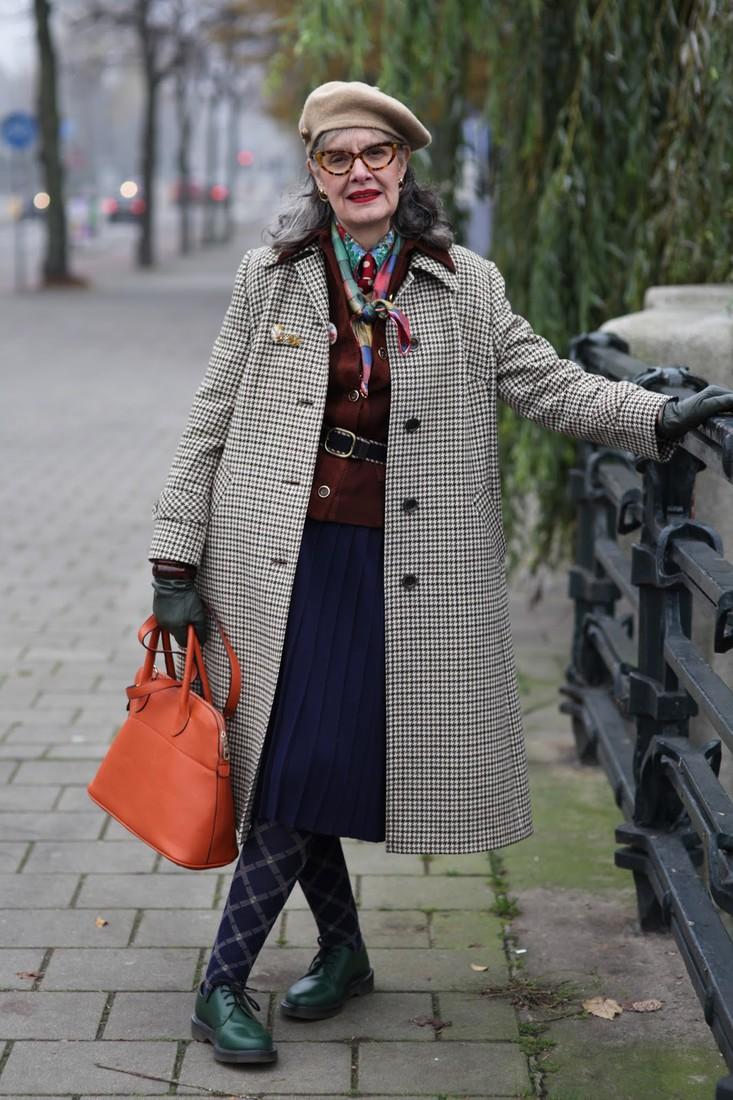 Мода вне возраста и времени