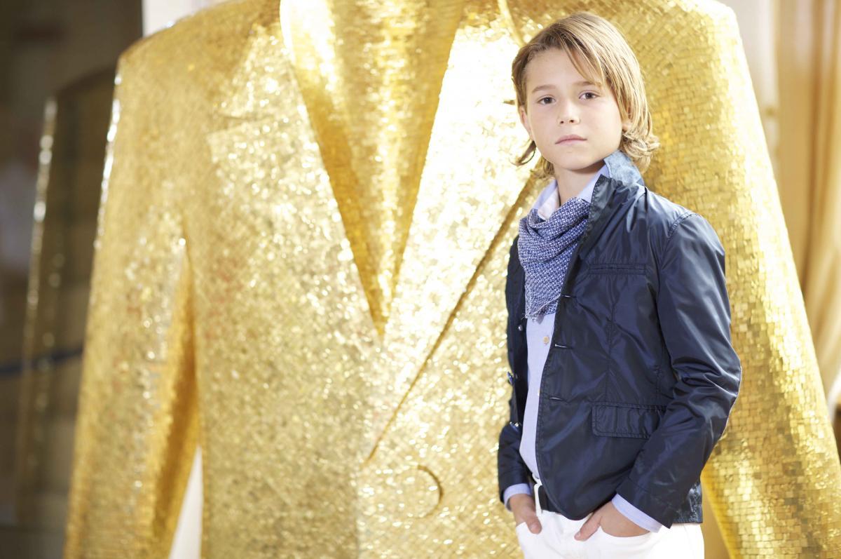 Модная подростковая одежда для мальчиков