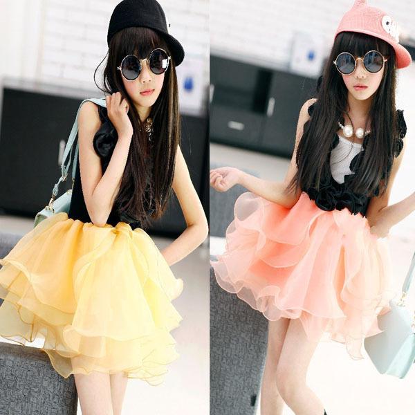 Модная юбка для девочки