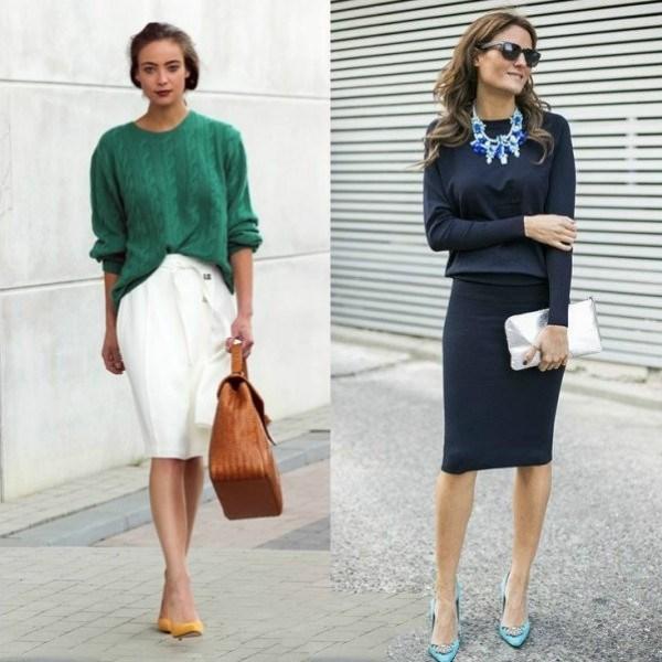 Модные тенденции офисной моды