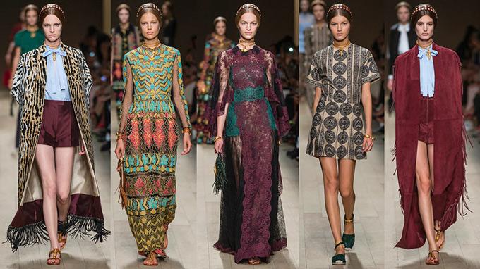 Модный этно стиль