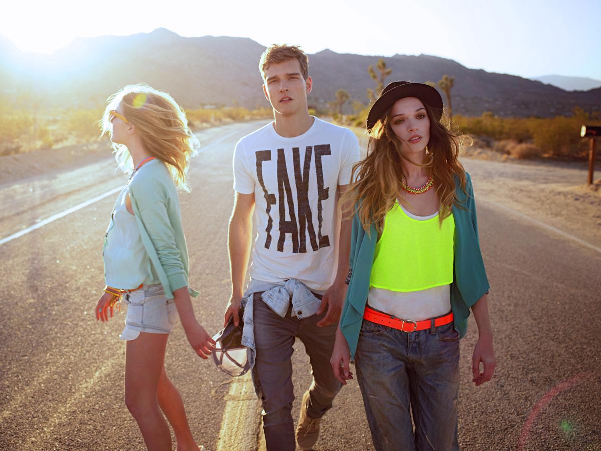 Молодежный гранж стиль одежды